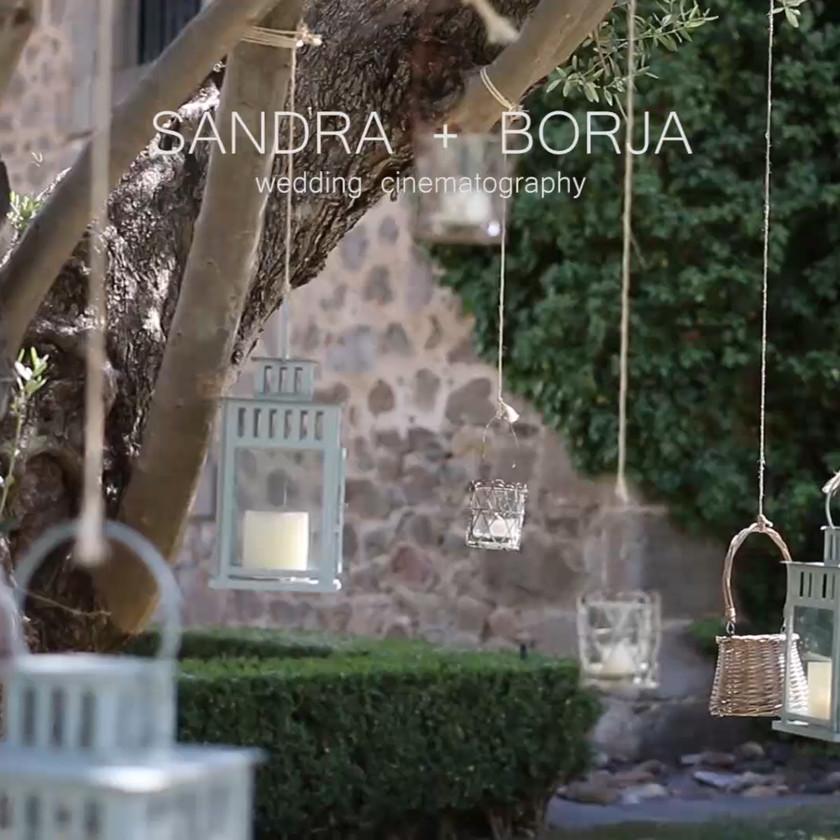 Sandra + Borja. Boda en Finca El Campillo, Madrid