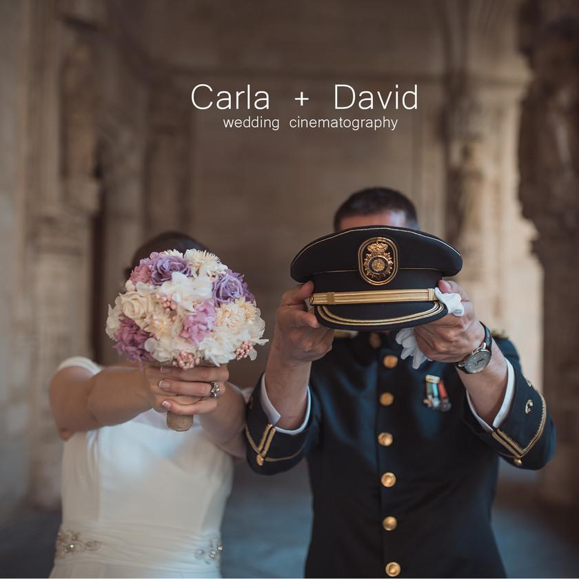 Carla + David
